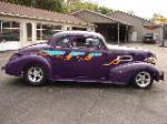 1939 CHEVROLET STREET ROD CUSTOM COUPE - Side Profile - 163402