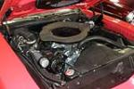 1970 PONTIAC LEMANS CUSTOM CONVERTIBLE - Engine - 163410