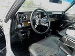1970 OLDSMOBILE 442 W30 2 DOOR COUPE - Interior - 170015