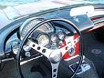 1962 CHEVROLET CORVETTE CONVERTIBLE - Interior - 170034