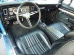 1969 CHEVROLET NOVA SS CUSTOM 2 DOOR COUPE - Interior - 170058