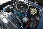 1971 OLDSMOBILE 442 CONVERTIBLE - Engine - 170063