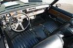 1971 OLDSMOBILE 442 CONVERTIBLE - Interior - 170063