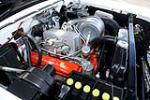 1957 CHEVROLET BEL AIR CONVERTIBLE - Engine - 170068