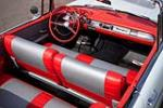 1957 CHEVROLET BEL AIR CONVERTIBLE - Interior - 170068