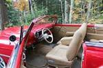 1954 CHEVROLET BEL AIR CUSTOM CONVERTIBLE - Interior - 170102