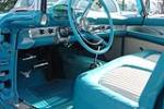 1956 FORD THUNDERBIRD CONVERTIBLE - Interior - 170143
