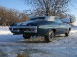 1970 CHEVROLET CHEVELLE SS CONVERTIBLE - Rear 3/4 - 170145