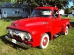 1954 FORD F-100 PICKUP - Front 3/4 - 170158