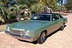 1970 CHEVROLET MONTE CARLO SS 2 DOOR COUPE - Front 3/4 - 170167