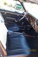 1970 CHEVROLET MONTE CARLO SS 2 DOOR COUPE - Interior - 170167