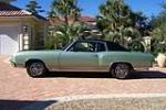 1970 CHEVROLET MONTE CARLO SS 2 DOOR COUPE - Side Profile - 170167