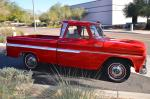 1965 CHEVROLET C-10 PICKUP - Side Profile - 170182