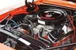 1969 CHEVROLET CAMARO SS 2 DOOR HARDTOP - Engine - 170189
