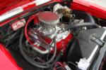 1968 CHEVROLET CAMARO CUSTOM CONVERTIBLE - Engine - 170204
