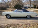 1965 DODGE CORONET 500 CONVERTIBLE - Side Profile - 170213