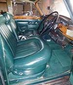 1963 BENTLEY S3 4 DOOR HARDTOP - Interior - 170232