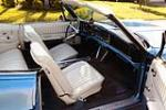 1967 PONTIAC GRAND PRIX CONVERTIBLE - Interior - 170291