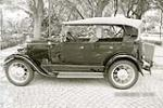 1929 FORD MODEL A PHAETON - Side Profile - 170294