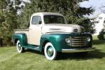 1949 FORD F-1 PICKUP - Front 3/4 - 170328