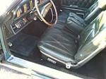 1968 LINCOLN CONTINENTAL MARK III 2 DOOR HARDTOP - Interior - 170343