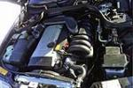 1993 MERCEDES-BENZ 300CE CONVERTIBLE - Engine - 170346