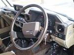 1987 TOYOTA LAND CRUISER 4X4 SUV - Interior - 170355