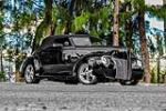 1940 FORD DELUXE CUSTOM CONVERTIBLE - Front 3/4 - 170379