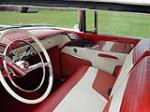 1955 MERCURY SUN VALLEY 2 DOOR HARDTOP - Interior - 170380