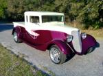 1934 FORD CUSTOM PICKUP - Front 3/4 - 170393