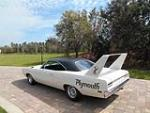 1970 PLYMOUTH SUPERBIRD 2 DOOR HARDTOP - Rear 3/4 - 170431