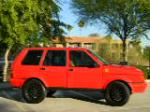 1998 LAFORZA 5 DOOR SUV - Side Profile - 170450