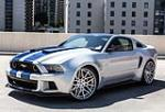 2013 FORD MUSTANG FASTBACK - Front 3/4 - 170828