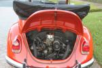 1971 VOLKSWAGEN BEETLE CONVERTIBLE - Engine - 170847