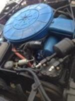 1966 LINCOLN CONTINENTAL CONVERTIBLE - Engine - 170872