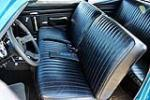 1968 CHEVROLET NOVA 2 DOOR COUPE - Interior - 170977