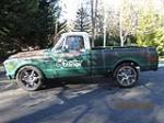 1968 CHEVROLET C-10 PICKUP - Side Profile - 174461