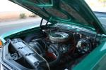 1972 CHEVROLET CHEVELLE 2 DOOR COUPE - Engine - 174477
