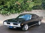 1972 PLYMOUTH 'CUDA CUSTOM 2 DOOR COUPE - Front 3/4 - 174485
