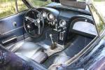 1963 CHEVROLET CORVETTE CONVERTIBLE - Interior - 174486