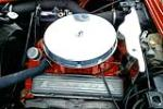 1959 CHEVROLET CORVETTE CONVERTIBLE - Engine - 174489