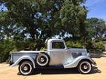 1935 FORD 1/2 TON PICKUP - Side Profile - 174494