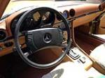 1973 MERCEDES-BENZ 450SL CONVERTIBLE - Interior - 174502