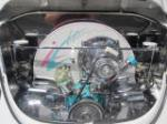 1969 VOLKSWAGEN BEETLE CUSTOM 2 DOOR SEDAN - Engine - 174504