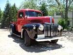 1942 FORD 1/2 TON CUSTOM PICKUP - Front 3/4 - 174510