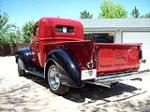 1942 FORD 1/2 TON CUSTOM PICKUP - Rear 3/4 - 174510