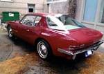 1963 STUDEBAKER AVANTI 2 DOOR SEDAN - Rear 3/4 - 174511
