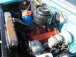 1955 CHEVROLET BEL AIR CONVERTIBLE - Engine - 174539