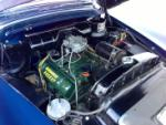 1950 OLDSMOBILE DELUXE 88 CLUB COUPE - Engine - 174586