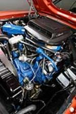 1969 FORD MUSTANG CONVERTIBLE - Engine - 174598